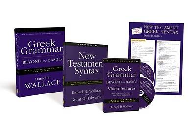 Picture of Greek Grammar Beyond the Basics Pack
