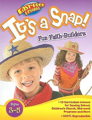 Its a Snap! Ages 3-5