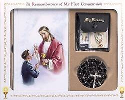 Picture of First Mass Book (Sacred Heart) (Boxed Set)