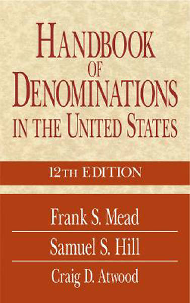 Handbook of Denominations in the United States 12th Edition