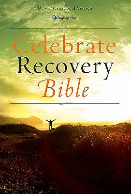 New International Version Celebrate Recovery Bible, Large Print