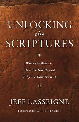 Picture of Unlocking the Scriptures