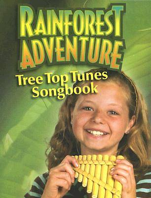 Augsburg Vacation Bible School 2008 Rainforest Adventure Songbook VBS