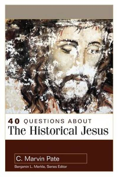 Picture of 40 Questions about the Historical Jesus