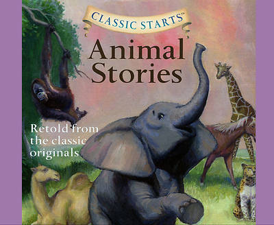 Picture of Animal Stories, Volume 37