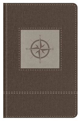 Picture of Go-Anywhere KJV Study Bible (Cedar Compass)