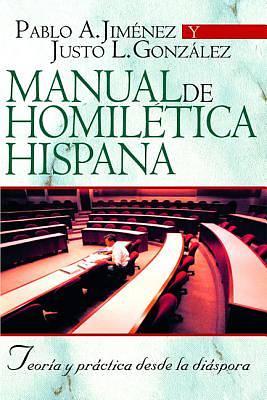 Picture of Manual de Homiletica Hispana