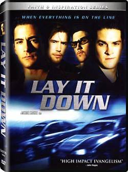 Lay It Down (DVD)