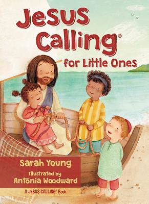 Picture of Jesus Calling for Little Ones