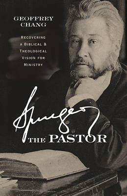Picture of Spurgeon the Pastor