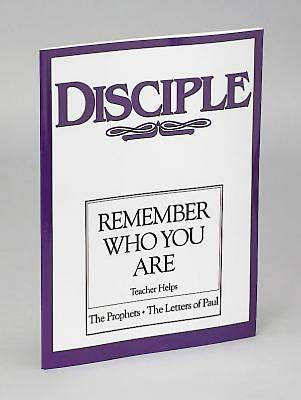Disciple III Remember Who You Are: Teacher Helps - eBook [ePub]