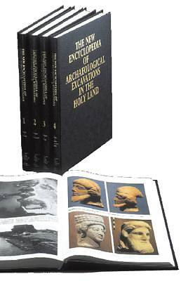 Picture of New Encyclopedia of Archaeological Excavations in the Holy Land