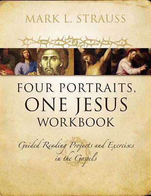 Picture of Four Portraits, One Jesus Workbook
