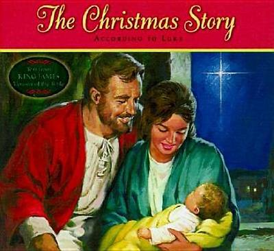 Picture of The Christmas Story According to Luke