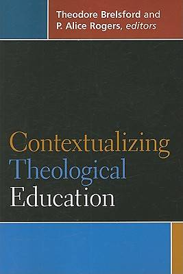 Contextualizing Theological Education