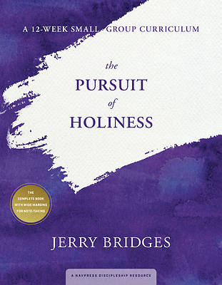 Picture of The Pursuit of Holiness Small-Group Curriculum