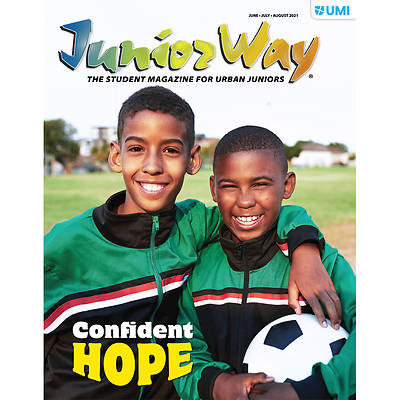 Picture of UMI Juniorway Student Magazine Summer 2021