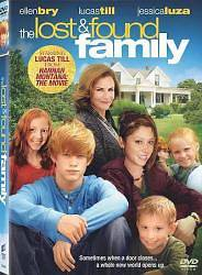 The Lost and Found Family DVD