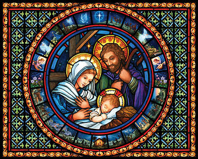 Picture of Holy Family Jigsaw Puzzle