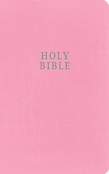 Picture of NIV Gift and Award Bible for Kids, Imitation Leather, Pink, Comfort Print