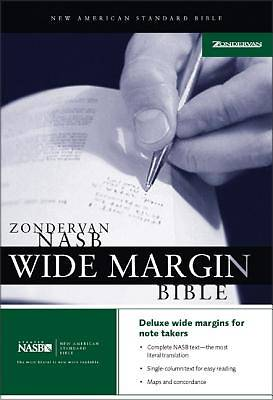 Wide Margin Bible