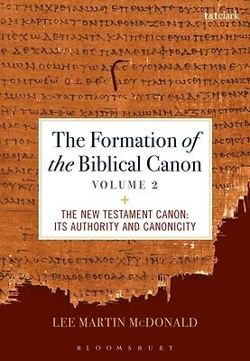 Picture of The Formation of the Biblical Canon