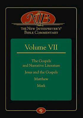 The New Interpreter's Bible Commentary Volume VII