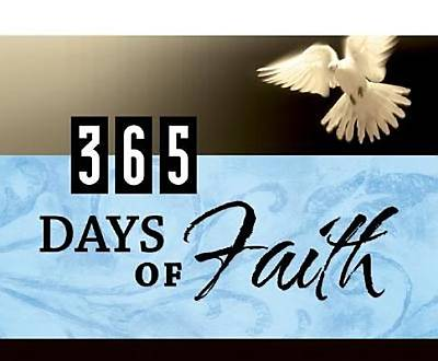 Picture of 365 Days of Faith