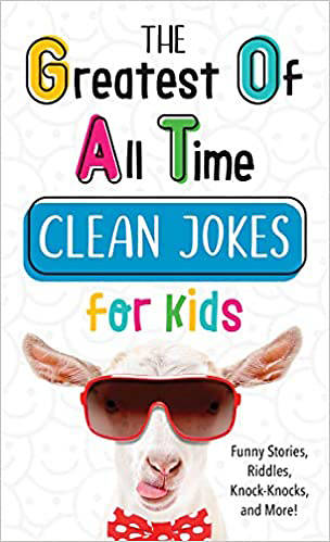 Picture of The Greatest of All Time Clean Jokes for Kids