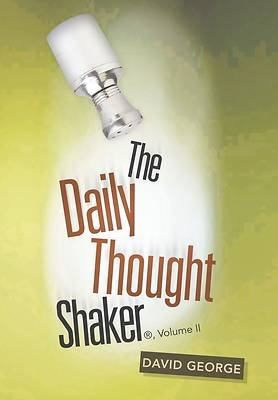 Picture of The Daily Thought Shaker (c), Volume Ii