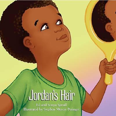 Picture of Jordan's Hair