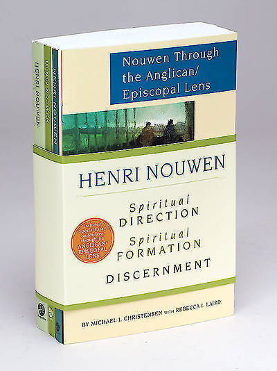 Nouwen Through the Anglican Episcopal Lens