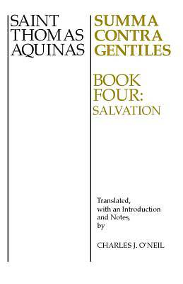 Picture of Summa Contra Gentiles: Salvation