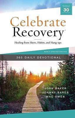 Picture of Celebrate Recovery 365 Daily Devotional