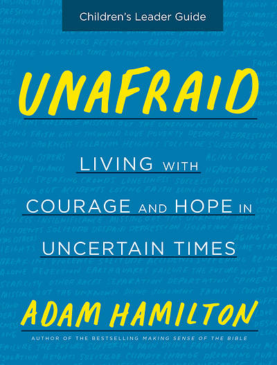 Picture of Unafraid Children's Leader Guide