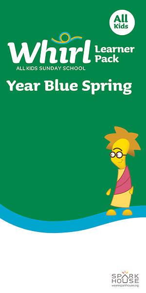 Picture of Whirl All Kids Leaflet Year Blue Spring