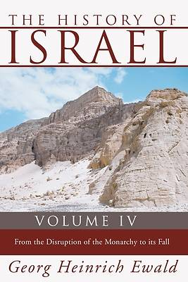 Picture of The History of Israel, Volume 4
