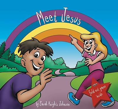 Meet Jesus [With Fold Out Game]