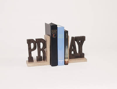 Picture of Pray Bookends 2 Piece Set