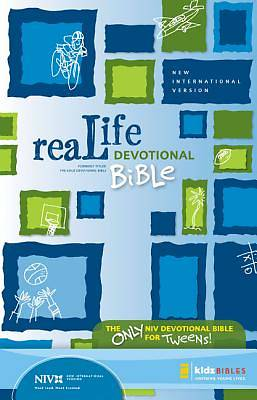 Realife Devotional Bible For Kids, New International Version