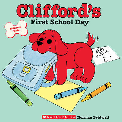 Picture of Clifford's First School Day