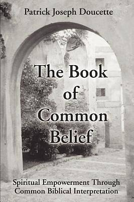 Picture of The Book of Common Belief