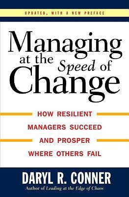 Picture of Managing at the Speed of Change