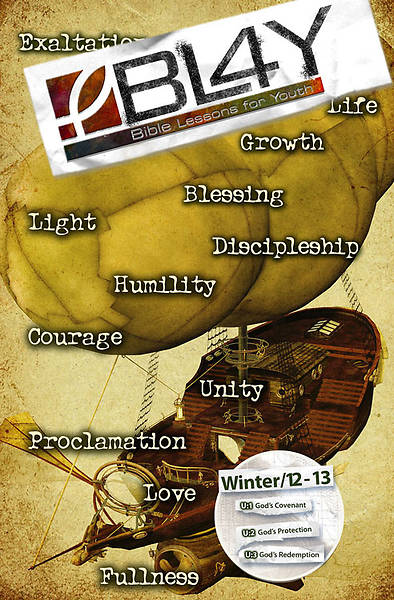 Bible Lessons for Youth Winter 2012-2013 Student