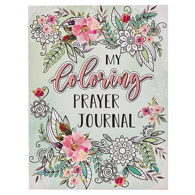 Picture of My Coloring Prayer Journal (Paperback)