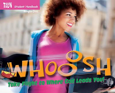 Picture of Vacation Bible School (VBS) 2019 WHOOOSH Teen Student Handbook