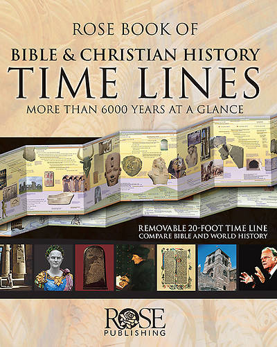 Picture of Rose Book of Bible & Christian History Time Lines