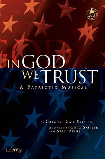 In God We Trust Choral Book