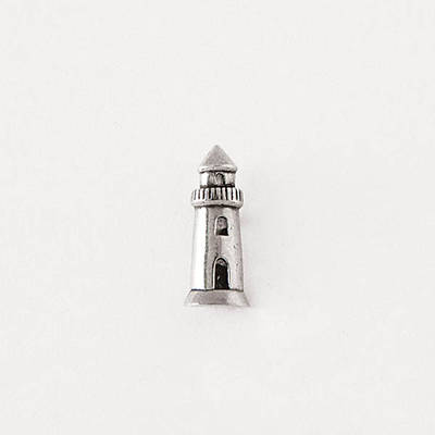 Pewter Lapel Pin - Lighthouse