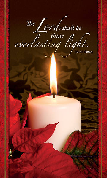 Picture of Everlasting Light 3' x 5' Vinyl Banner Isaiah 60:20